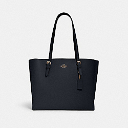 COACH 1671 - MOLLIE TOTE IM/MIDNIGHT OXBLOOD
