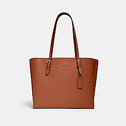 COACH 1671 Mollie Tote IM/REDWOOD/1941 RED