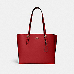 COACH 1671 Mollie Tote IM/1941 RED/OXBLOOD