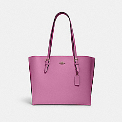 COACH 1671 - MOLLIE TOTE IM/LILAC BERRY OXBLOOD