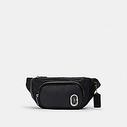 COACH 1685 - COURT BELT BAG IN SIGNATURE NYLON SV/MIDNIGHT