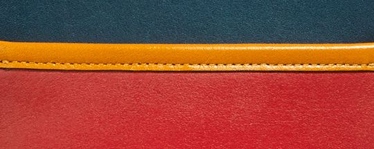 JI/胭脂紅色/礦物藍色/蛋黃色