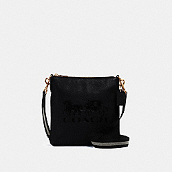 COACH 1897 Jes Slim Crossbody With Horse And Carriage IM/BLACK