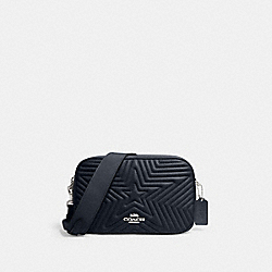 COACH 1904 Jes Crossbody With Star Quilting SV/MIDNIGHT