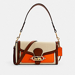 COACH 1937 - JADE SHOULDER BAG IM/NATURAL SUNBEAM MULTI