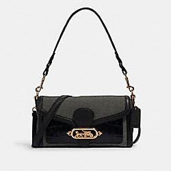 COACH 1938 - JADE SHOULDER BAG IM/BLACK