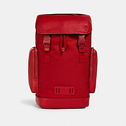 COACH 1942 - RANGER BACKPACK QB/CRIMSON