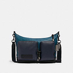 RANGER POCKET MESSENGER - 1953 - QB/NAVY/REEF BLUE MULTI