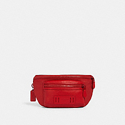 COACH 1960 - TERRAIN BELT BAG QB/CRIMSON