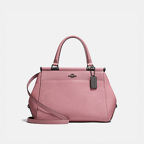 COACH 21343 GRACE BAG DK/DUSTY-ROSE
