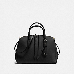 COACH 22821 - COOPER CARRYALL BLACK/BLACK COPPER