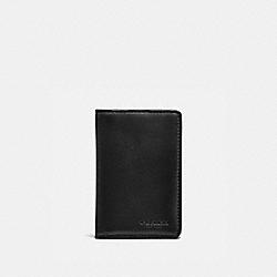 CARD WALLET - 22840 - BLACK