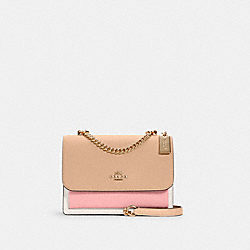 KLARE CROSSBODY IN COLORBLOCK - 2308 - IM/TAUPE MULTI