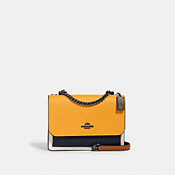 COACH 2308 - KLARE CROSSBODY IN COLORBLOCK QB/MIDNIGHT/ HONEY MULTI