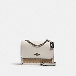 COACH 2309 - KLARE CROSSBODY SV/CHALK