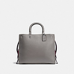 COACH 23755 - ROGUE HEATHER GREY/BLACK COPPER