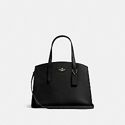 COACH 25137 Charlie Carryall LI/BLACK