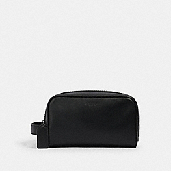 COACH 2522 - SMALL TRAVEL KIT QB/BLACK