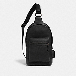 WEST PACK - 2540 - QB/BLACK
