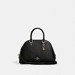 KATY SATCHEL - 2553 - IM/BLACK