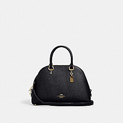 COACH 2553 Katy Satchel IM/MIDNIGHT
