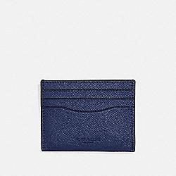 COACH 25602 Card Case CADET