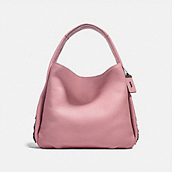 COACH 25657 - BANDIT HOBO 39 WITH TEA ROSE DUSTY ROSE/BLACK COPPER