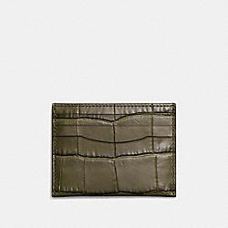 COACH 26008 - CARD CASE MOSS