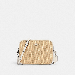 COACH 2667 - MINI CAMERA BAG SV/CHALK