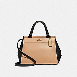 COACH 26831 - GRACE BAG IN COLORBLOCK BEECHWOOD MULTI/LIGHT GOLD