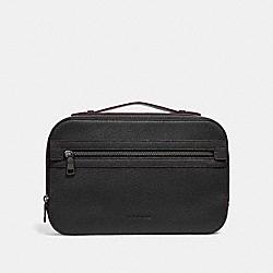 COACH 28500 Academy Travel Case BLACK