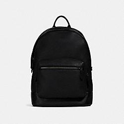 COACH 2854 West Backpack QB/BLACK