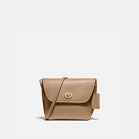 COACH 2905 TURNLOCK POUCH B4/PINK-SAND
