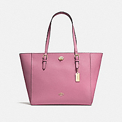 COACH 29086 - TURNLOCK TOTE LI/ROSE
