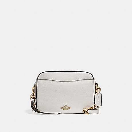 COACH 29411 CAMERA BAG LI/CHALK