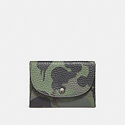 SNAP CARD CASE WITH WILD BEAST PRINT - 29979 - SURPLUS