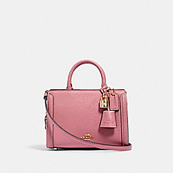 COACH 3015 - MICRO ZOE CROSSBODY IM/ROSE