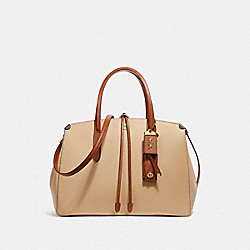COACH 30453 - COOPER CARRYALL IN COLORBLOCK BEECHWOOD MULTI