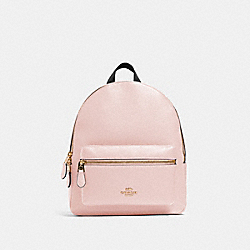 COACH 30550 Medium Charlie Backpack IM/BLOSSOM