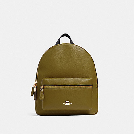COACH 30550 MEDIUM CHARLIE BACKPACK IM/CITRON