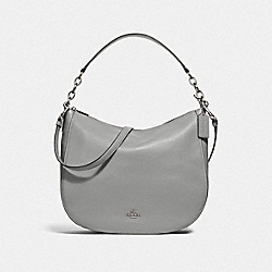 COACH 31399 - ELLE HOBO SV/HEATHER GREY