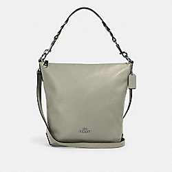 COACH 31507 Abby Duffle SV/PALE GREEN
