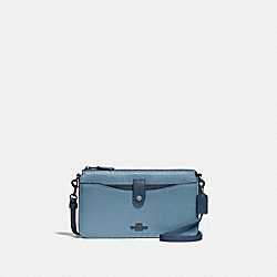 COACH 31864 - NOA POP-UP MESSENGER IN COLORBLOCK SLATE MULTI/GUNMETAL