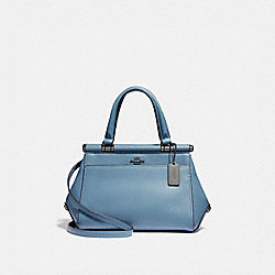 COACH 31918 Grace Bag 20 CHAMBRAY/DARK GUNMETAL