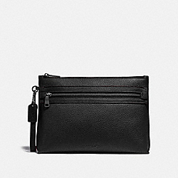ACADEMY POUCH - 32175 - BLACK