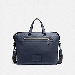 COACH 32251 Academy Holdall MIDNIGHT NAVY/BLACK COPPER FINISH
