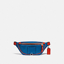 RIVINGTON BELT BAG 7 WITH VARSITY ZIPPER - 3230 - SV/PACIFIC