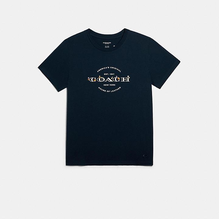 コーチ公式アウトレット   コーチ Tシャツ   Seasonal1
