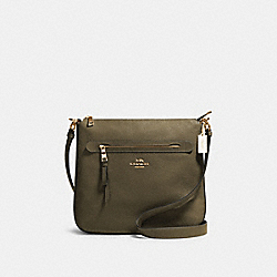 COACH 34823 Mae File Crossbody IM/CANTEEN