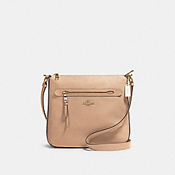 COACH 34823 - MAE FILE CROSSBODY IM/TAUPE